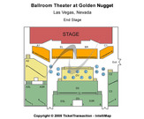 Ballroom Theater - Golden Nugget