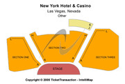Cabaret Theater - New York-New York