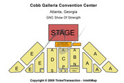 Cobb Galleria Convention Center
