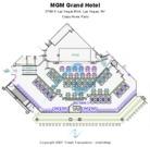 Crazy Horse Theatre - MGM Grand