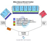Elks-unocal Event Center