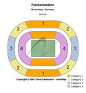 Franken-stadion Nuremberg