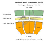 Kennedy Center Eisenhower Theater