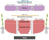 Matthews Theatre - McCarter Center