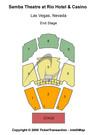 Penn & Teller Theater - Rio Hotel
