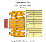 Sioux Empire Fair At W.H. Lyon Fairgrounds