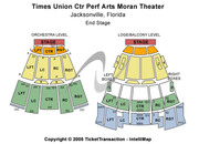 Times Union Ctr Perf Arts Moran Theater
