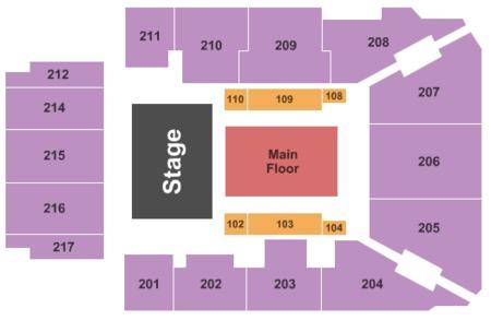 Adams Event Center