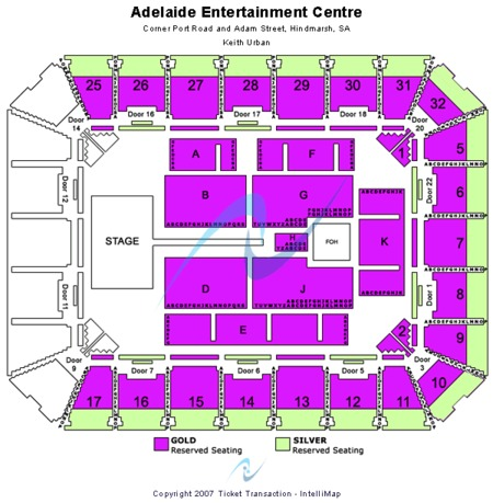 Adelaide Entertainment Centre