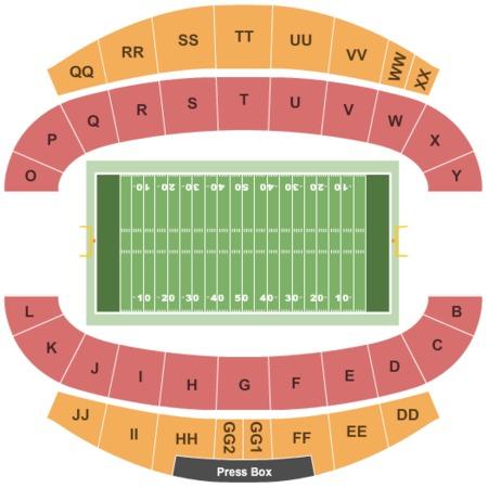 Aggie Memorial Stadium NMSU