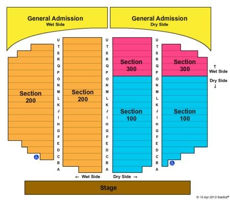 Alaska State Fair Borealis Theatre