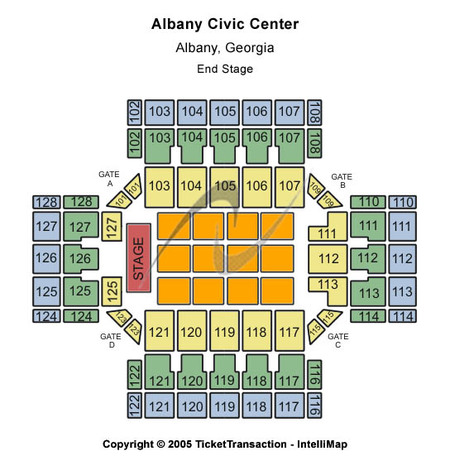 Albany Civic Center