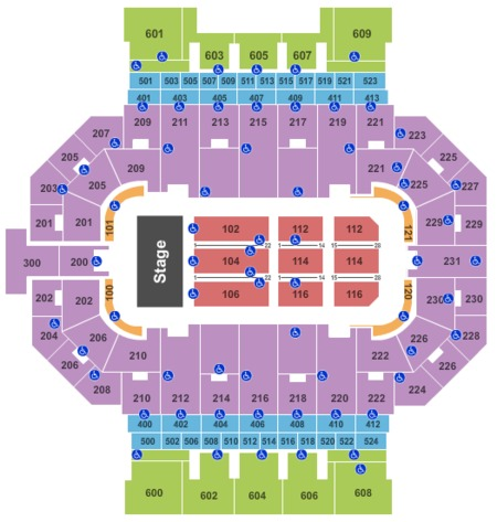 Allen County War Memorial Coliseum