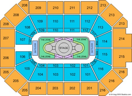Allstate Arena Tickets Allstate Arena In Rosemont Il At
