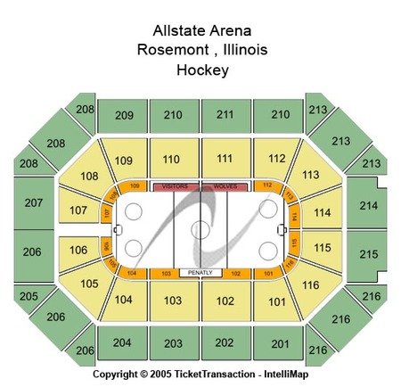 Allstate Arena Tickets - Allstate Arena in Rosemont, IL at ... on sprint arena seating map, us bank arena seating map, stockton arena seating map, jacksonville veterans memorial arena seating map, john paul jones arena seating map, gila river arena seating map, ralph wilson stadium seating map, staples center seating map, all state arena seat map, the forum seating map, royal farms arena seating map, chicagoland speedway seating map, mckenzie arena seating map, nrg arena seating map, santander arena seating map, thompson boling arena seating map, san diego sports arena seating map, amalie arena seating map, allen event center seating map, nmsu pan american center seating map,