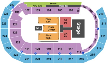 Amsoil Arena Tickets Amsoil Arena In Duluth Mn At Gamestub