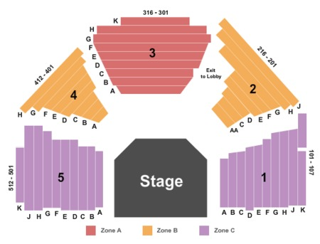 Apollo Theater Main Stage