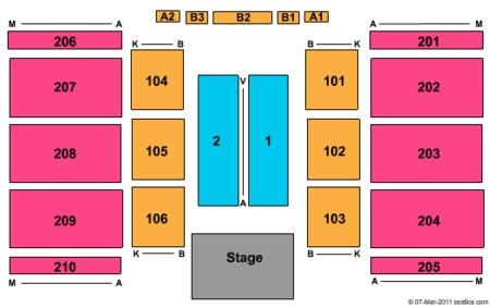 Arena At D. Taft University Center