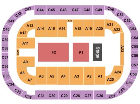 Arena At Ford Idaho Center