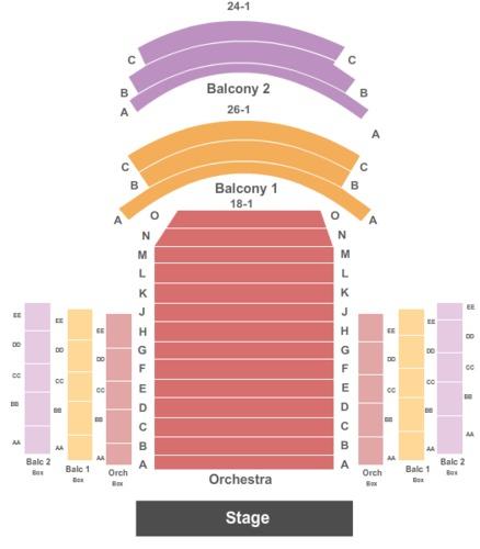 Aronoff Center - Jarson Kaplan Theater