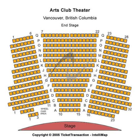 Arts Club Theatre