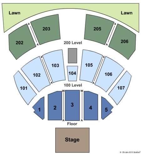 Austin360 Amphitheater
