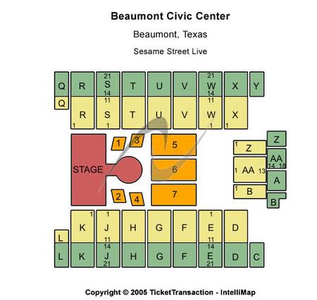 Beaumont Civic Center