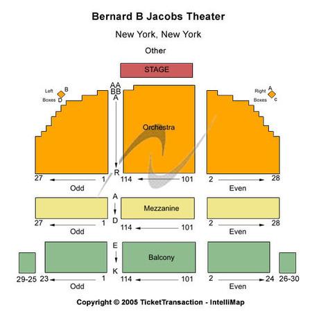 Bernard B. Jacobs Theater