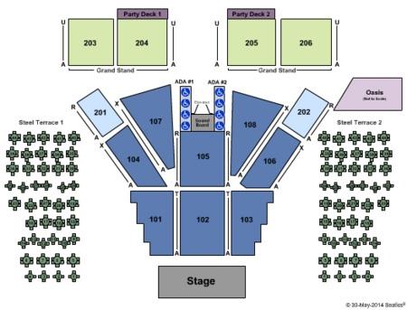 Bethlehem Musikfest - Sands Steel Stage