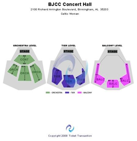 BJCC Concert Hall