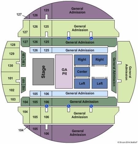 Bojangles Coliseum