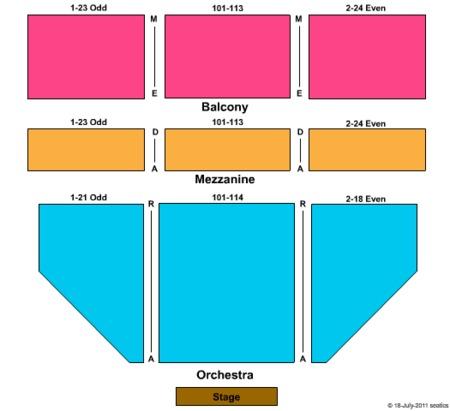 Boston University Theatre Mainstage - The Huntington