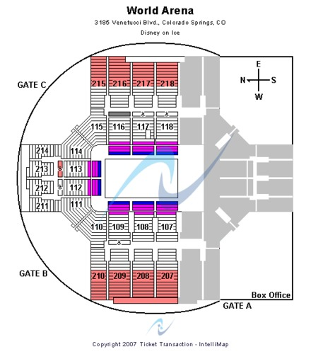 Colorado springs world arena seating chart wwe 1230clintonstreet