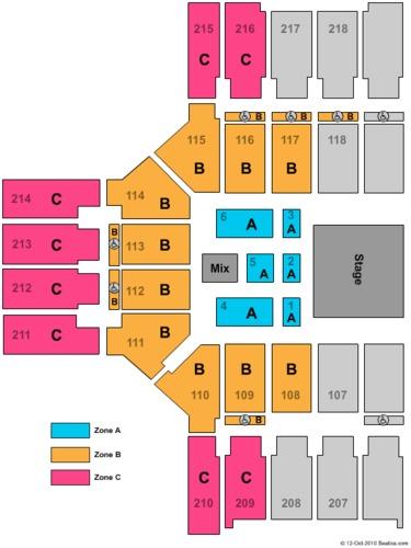 Broadmoor World Arena Tickets Broadmoor World Arena in Colorado