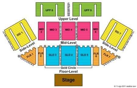 Cache Creek Casino Resort - Summer Stage Amphitheatre
