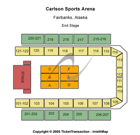 Carlson Sports Arena