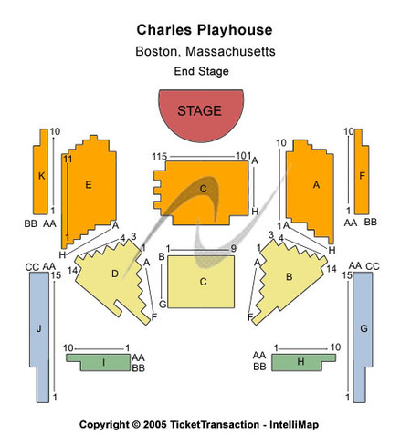 Charles Playhouse