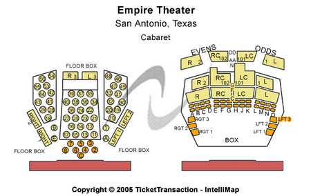 Charline McCombs Empire Theatre