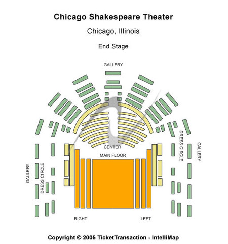 Chicago Shakespeare Theatre