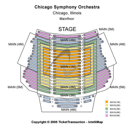 Chicago Symphony Center