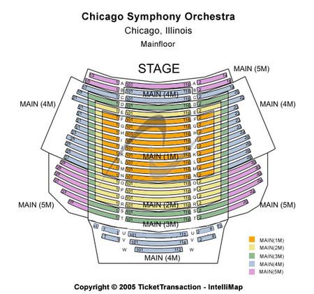 Chicago Symphony Center
