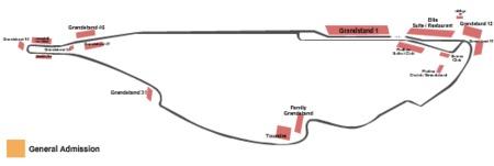 Circuit Gilles - Villeneuve