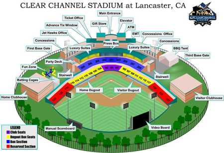 Clear Channel Stadium