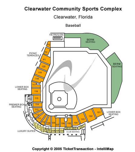 Clearwater Community Sports Complex