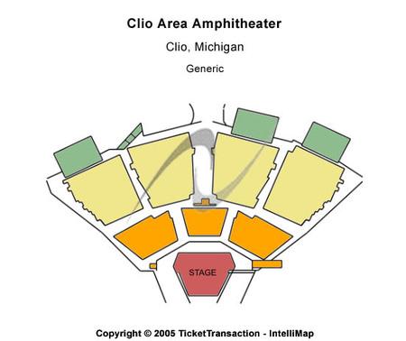 Clio Area Amphitheater