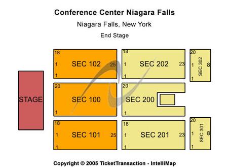 Conference Center Niagara Falls