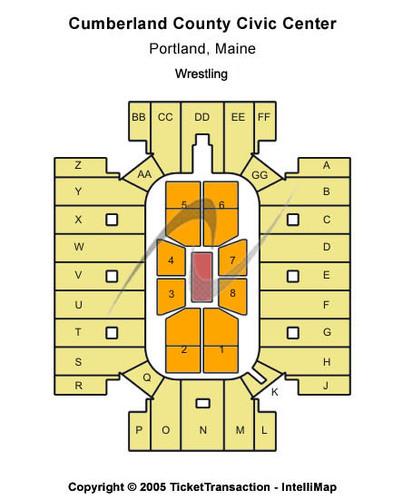 Cross Insurance Arena