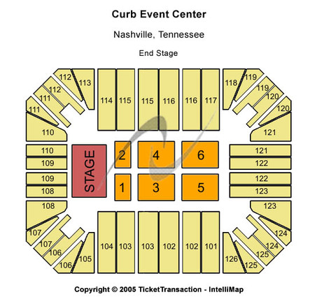 Curb Event Center