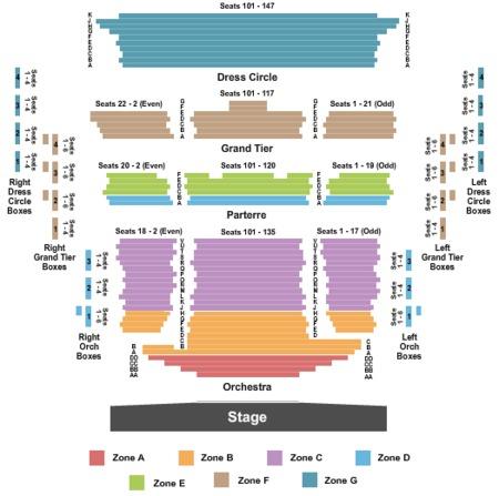 Diamonstein Concert Hall - CNU Ferguson Center for the Arts