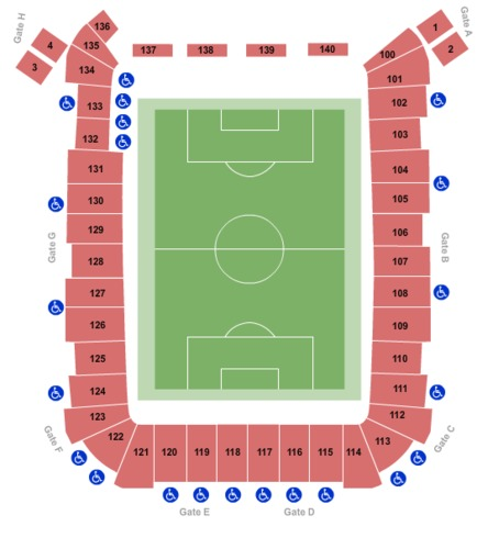 Dick sporting goods park tickets dick sporting goods park in